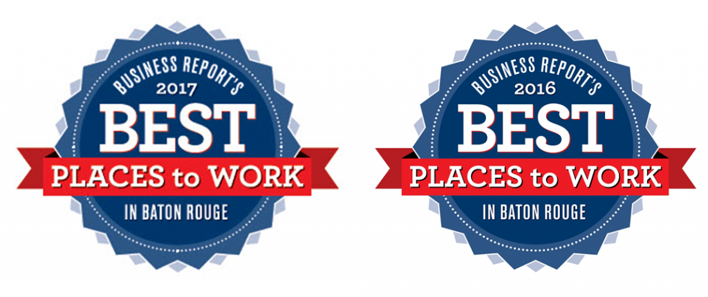Best Places to Work Logos 2017 & 2016