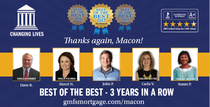 Gmfs Mortgage Macon Ga