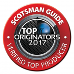 Scotsman Guide Top Originators 2017 logo