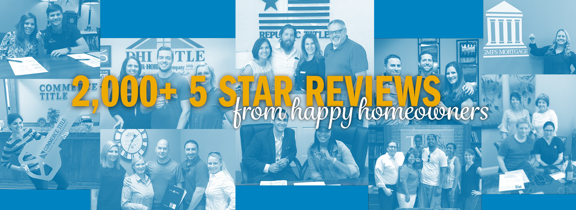 GMFS Mortgage Rated 5 Stars by Customers