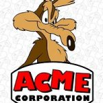 ACME Corporation fake logo