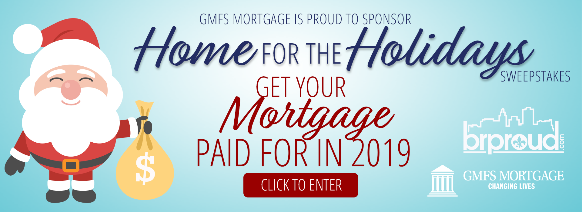Enter to Win Your Mortgage Paid for a Year!