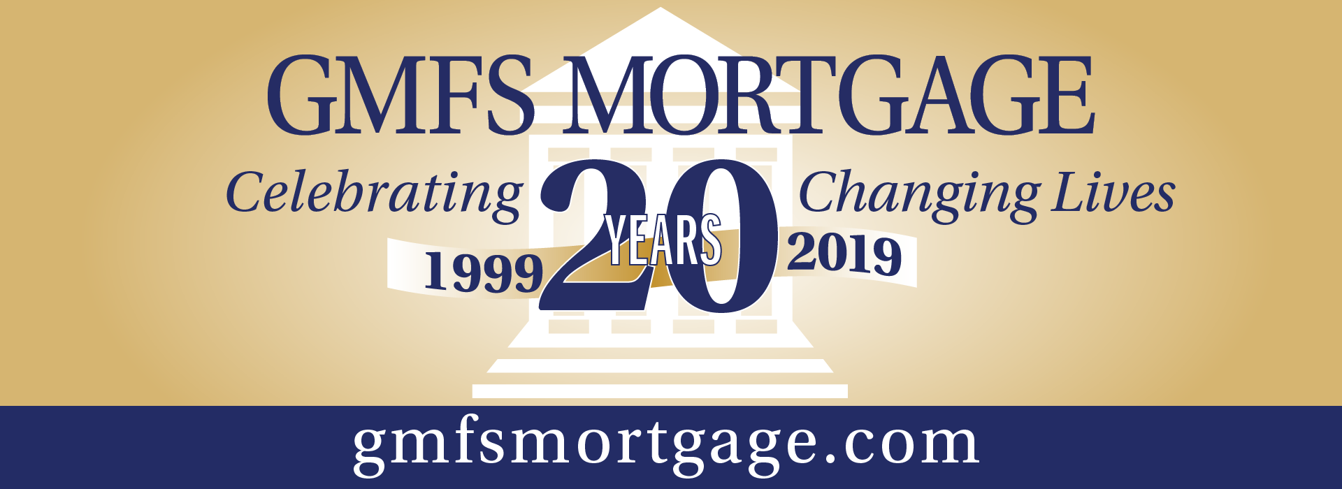 GMFS Mortgage - Celebrating 20 years of Changing Lives!