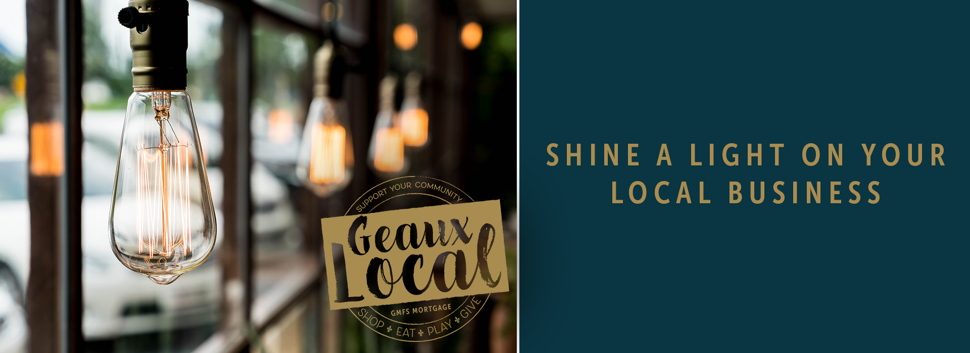 geaux local with gmfs business sign up