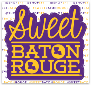 sweet baton rouge geaux local