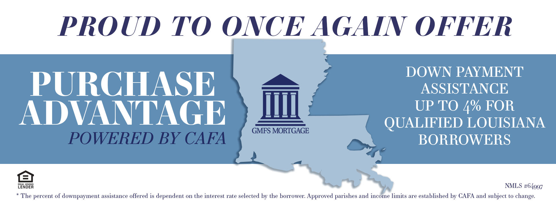 purchase advantage home loan cafa